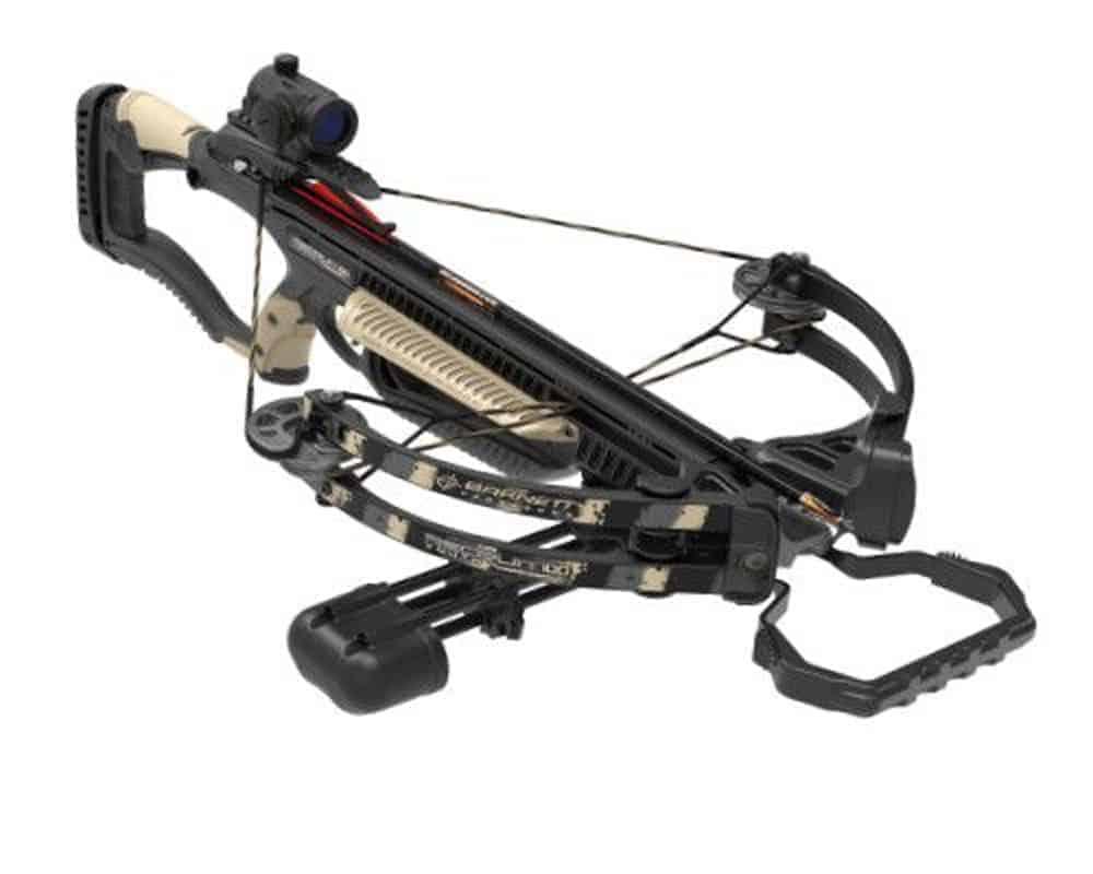 Barnnet crossbow